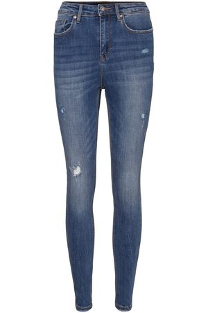 Vero Moda Dames High waisted - Vmsophia High-waist Skinny Jeans Dames