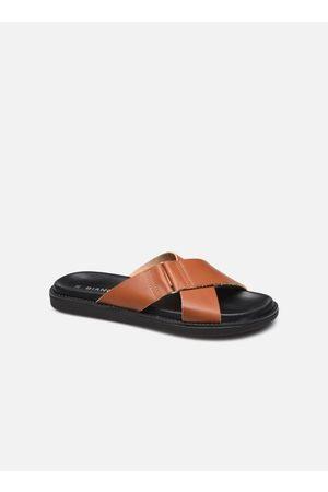 Bianco BIADEBBIE Leather Cross Sandal by