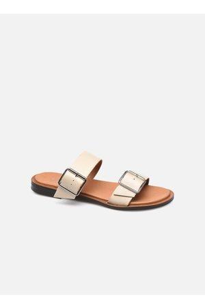 Bianco BIADARLA Buckle Sandal by
