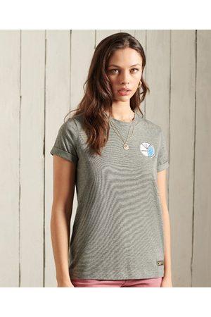 Superdry Dames Shirts - Military Narrative T-shirt