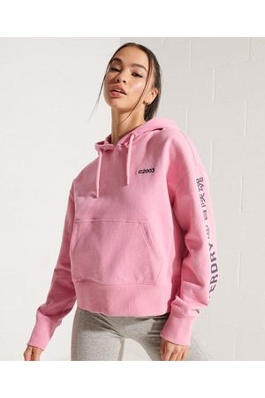 Superdry Dames Truien - Corporate Logo Brights hoodie
