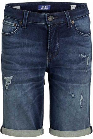 Jack & Jones Jongens Bermuda's - Jongens Bermuda - Maat 128 - - Jeans