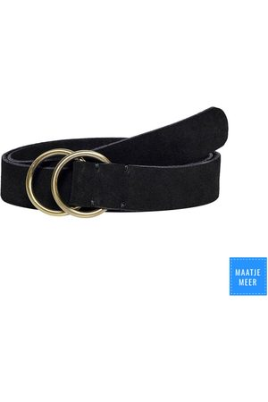 Carmakoma Dames Riemen - (Maatje Meer) Cartacco Suede Jeans Belt