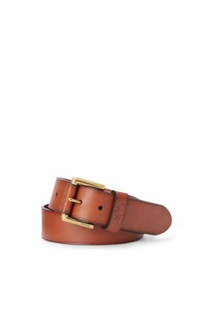 Polo Ralph Lauren Leather Dress Belt