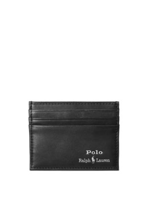 Polo Ralph Lauren Heren Portemonnees - Suffolk Slim Leather Card Case