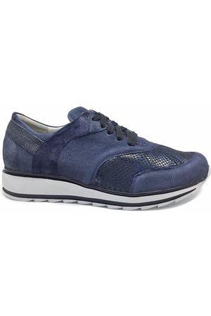 Durea Dames Sneakers - 6225 wijdte H