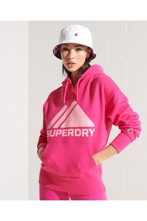 Superdry Dames Shirts - Mountain Sport Mono hoodie