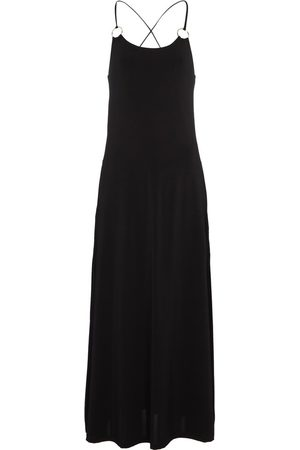 Max Mara Cremona stretch-jersey maxi dress