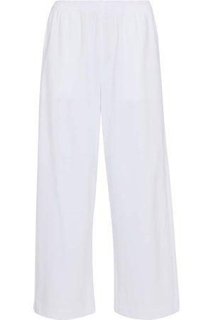 Vince Wide-leg cotton sweatpants