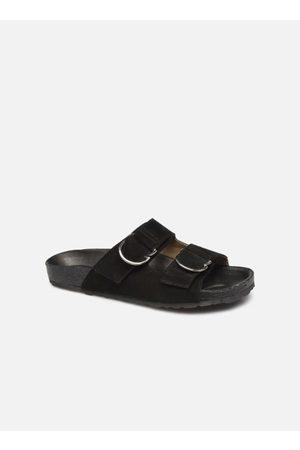 Bianco Dames Sandalen - BIABETRICIA Leather Sandal by