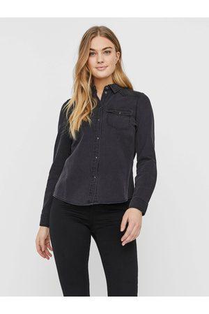 Vero Moda Dames Blouses - Jeansblouse »VMMARIA«