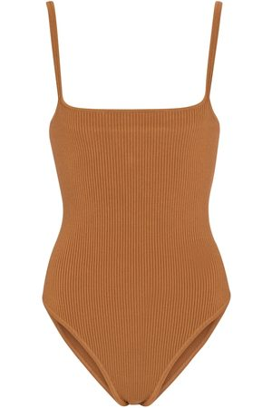 SIR Maxine ribbed-knit bodysuit