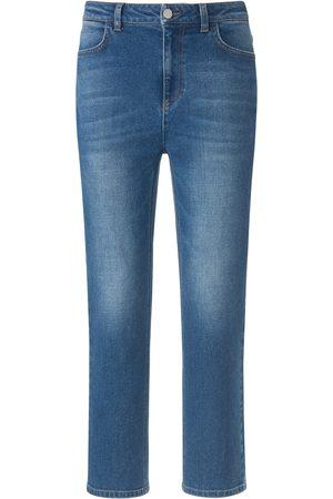 DAY.LIKE Enkellange Slim Fit-jeans in 4-pocketsmodel Van
