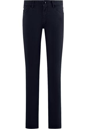 Pt, Heren Pantalons - Pantaloni Torino 5-pocket Heren Navy Cotton