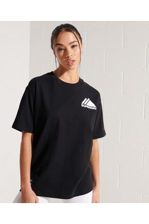 Superdry Dames Shirts - Mountain Sport Mono Mini T-shirt