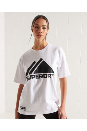 Superdry Dames Shirts - Mountain Sport Mono T-shirt