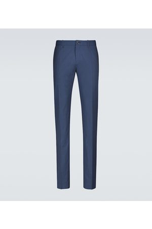 Incotex Heren Chino's - High comfort Summerlight chino pants