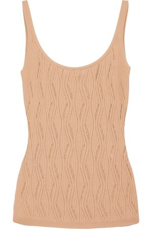GABRIELA HEARST Dames Tanktops - Hurwitz cashmere and silk tank top