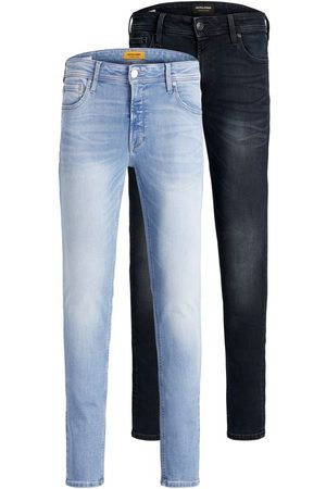Jack & Jones Heren Skinny - 2-pack Liam Original Agi Skinny Jeans Heren