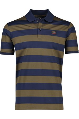 Paul & Shark Heren Poloshirts - Polo gestreept
