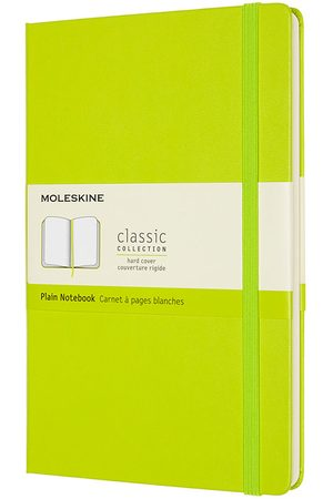 Ixxxi Schrijfmappen Notebook Large Blanco/Plain Hardcover