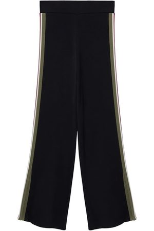 MANGO Dames Pantalons - Broek 'world