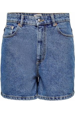 ONLY Dames Shorts - Jeans