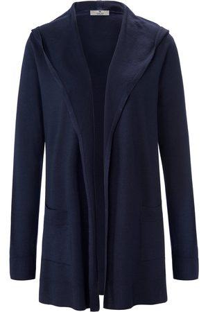 Peter Hahn Vest 100% scheerwol lange mouwen Van PURE EDITION