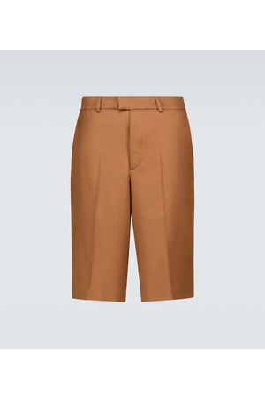 King and Tuckfield Flat front shorts