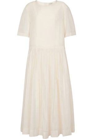 Max Mara Dames Lange jurken - Caldeo cotton-blend maxi dress