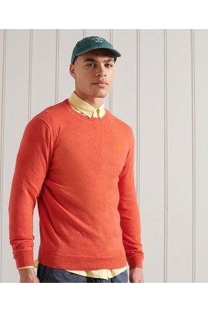 Superdry Heren Truien - Orange Label trui met ronde hals