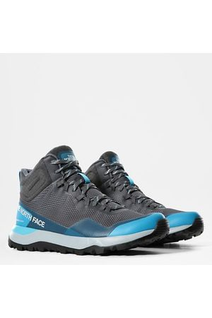 The North Face The North Face Activist Futurelight™ Halfhoge Schoenen Voor Dames Zinc Grey/maui Blue Größe 36 Dame