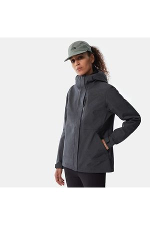 The North Face The North Face Dryzzle Futurelight™-jas Voor Dames Tnf Dark Grey Heather Größe L Dame