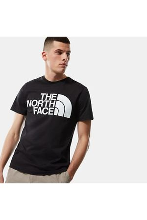 The North Face The North Face Standard-t-shirt Voor Heren Tnf Black Größe L Heren