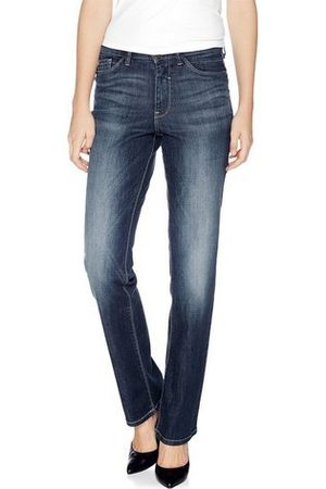 H.I.S Jeans Dames Straight Leg Jeans Coletta HIS-143-10-797