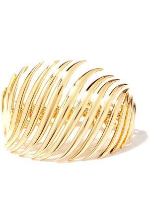 Fernando Jorge Flame 18kt Gold Bracelet - Womens - Yellow Gold