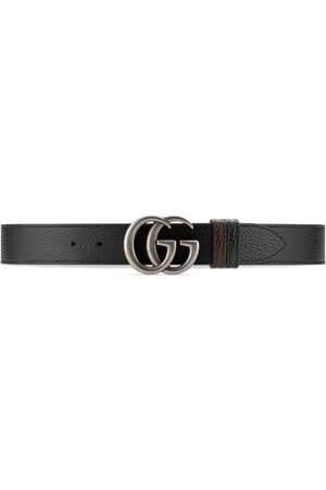 Gucci GG Marmont reversible wide belt