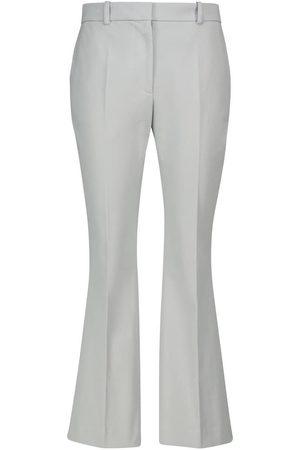 Joseph Dames Wijde broeken - Teller high-rise flared pants