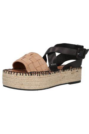 Shabbies Amsterdam Dames Pumps - Sandalen met riem