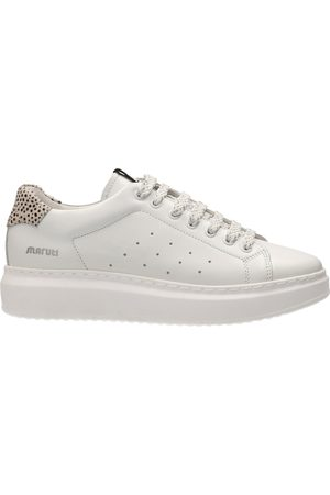 Maruti Dames Sneakers - Claire Pixel Off White