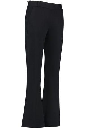 Studio Anneloes Dames Flared broeken - Dames flared broek flair bonded trousers 02309