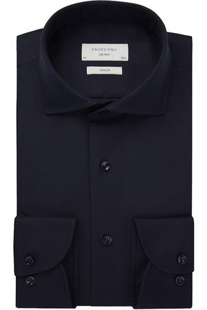 Profuomo Heren Overhemden - Heren overhemd pp2hc00049