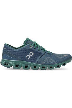 On Running Heren Sportschoenen - Heren fitness schoenen cloud x 40.99703 storm/tide