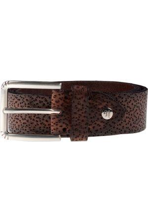 Jan Pulles Leather Company Job86 heren riem 451