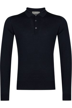 JOHN SMEDLEY Heren trui belper shirt ls