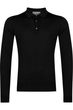 JOHN SMEDLEY Heren Sweaters - Heren trui belper shirt ls