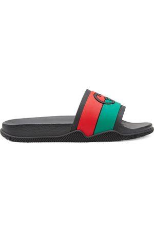 Gucci Men's Interlocking G slide sandal