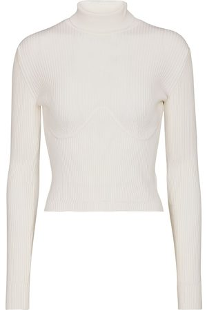 Gabriela Hearst Russel ribbed-knit turtleneck sweater