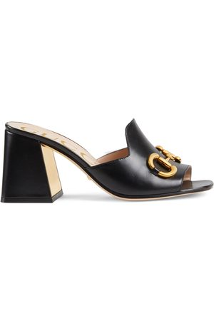 Gucci Women's slide sandal with Horsebit