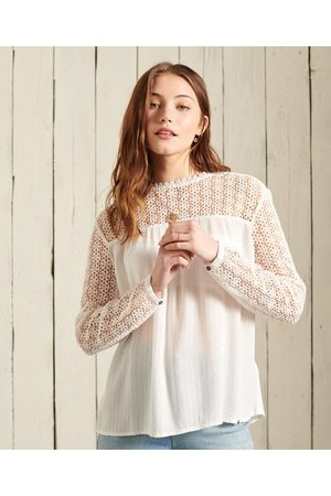 Superdry Dames Blouses - Ellie blouse